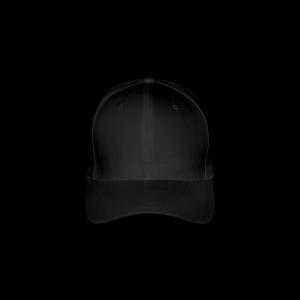 Flexfit Baseballcap zwart